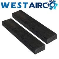 Aircobase balk set 2 stuks  45 x 10  x 5 cm